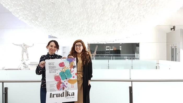 """Euskal irudigileen """"erakusleiho"""" izateko sortu dute Irudika topaketa"""