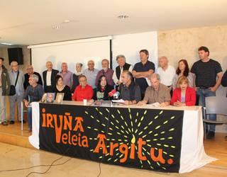 Iruña-Veleiako lotsagarrikeriaren 11. urteurrena