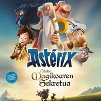 'Asterix: edabe magikoaren sekretua'