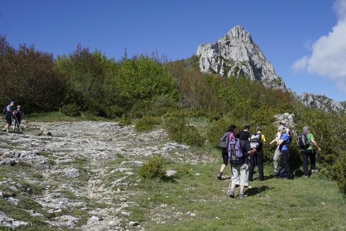 GEUrekin Mendira San Kilitz Koba, Larrasa eta Cruz del Castillon
