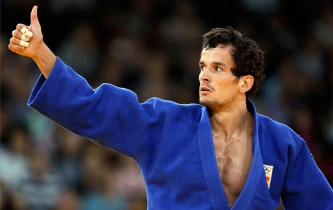 Sugoi Uriarte judoka, Rioko Olinpiar jokoetara
