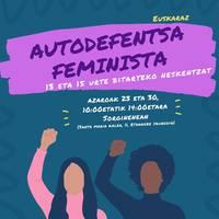 [TAILERRA] Autodefentsa feminista