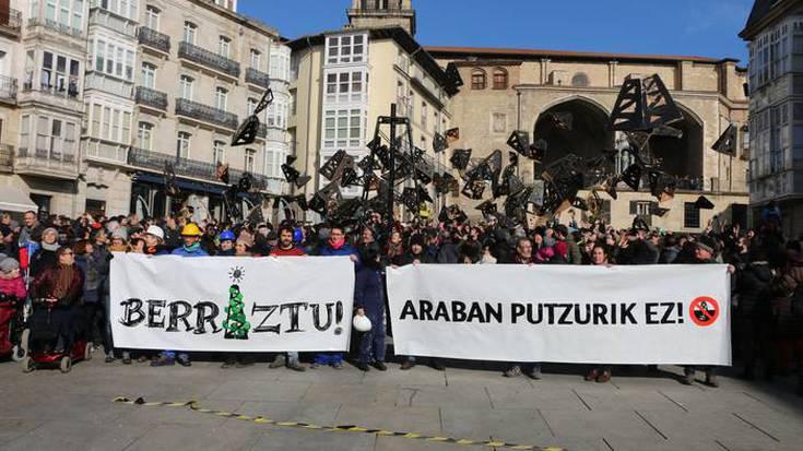 Armentia-2 putzuan zundaketa egiteko baimena eman du Espainiako Gobernuak