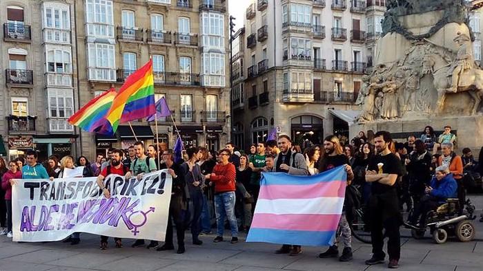LGTBI komunitatearen aurkako 15 eraso zenbatu dituzte azken urtean