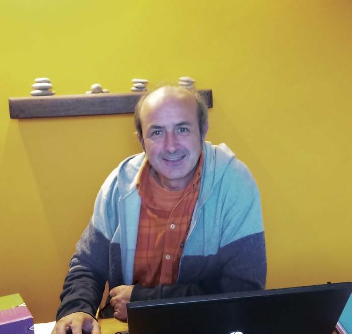 """Pello Jauregi: """"Erabilera ohiturak mugitu daitezkeela frogatu dugu"""""""