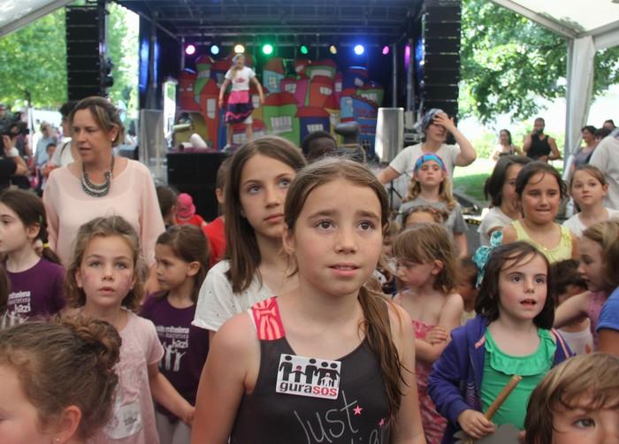 Euskal Eskola Publikoaren jaia hartuko du Zabalganak igandean