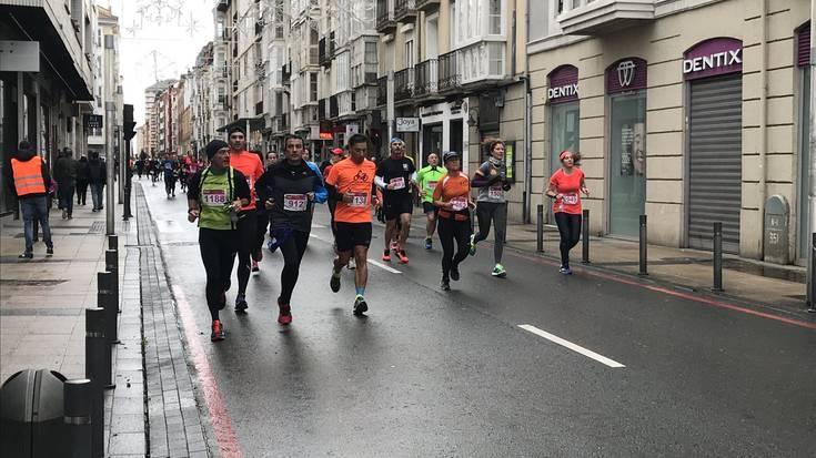 Igande honetan egingo da Gasteizko maratoi erdia