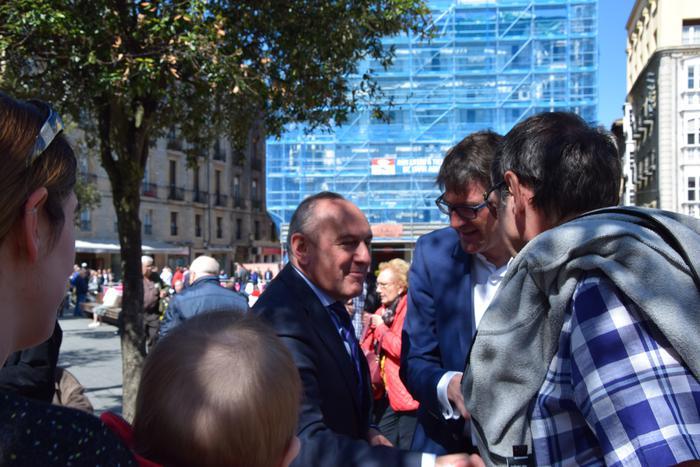 Gasteizen abiatu da Euskal Herriko Itzuliaren gaurko etapa  - 12