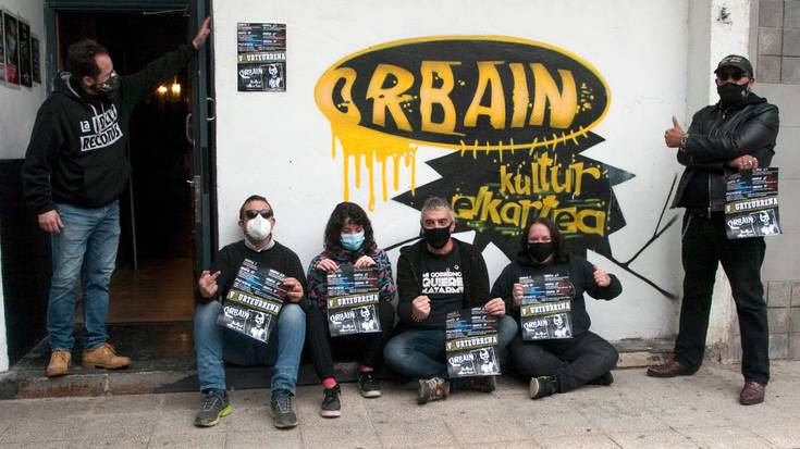 Orbain, bost urte punk-rock kultura zaintzen