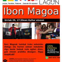 [GURASOLAGUN] Ibon magoa