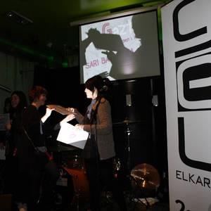BloGazte lehiaketak Gasteizko euskarazko blogik onenak saritu ditu
