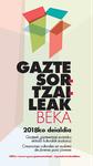 [GAZTE SORTZAILEAK] Beka deialdia
