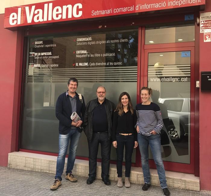 Kataluniako eta Euskal Herriko gertuko hedabideak elkarlanean