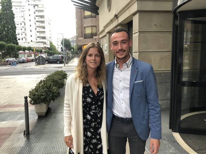 Garcia Oñateren ustezko erasotzaileak ukatu egin du PPko kidea kolpatu izana