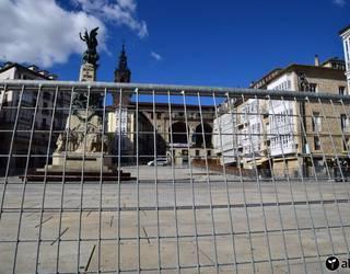Basamortu bihurtu da Andre Maria Zuriaren Plaza