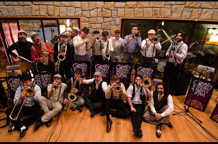 Badator Big Band jaialdia