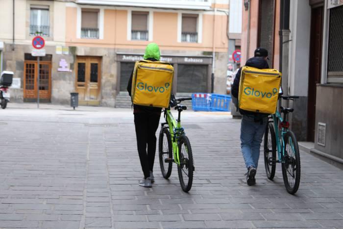 Glovok %60 jaitsi du Gasteizko riderren tarifa
