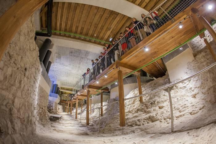 Ondare Arkitektonikoaren Europako saria jaso du Santa Maria Katedrala proiektuak
