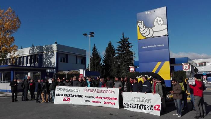 340.000 euroko zigorra Ferroviali eta Michelini lan istripu hilgarri batengatik