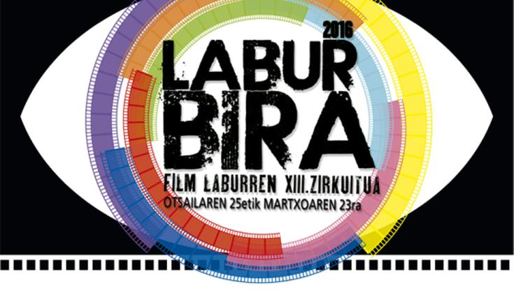 ARAIA: LABURBIRA 2016, Film laburren XIII. zirkuitua