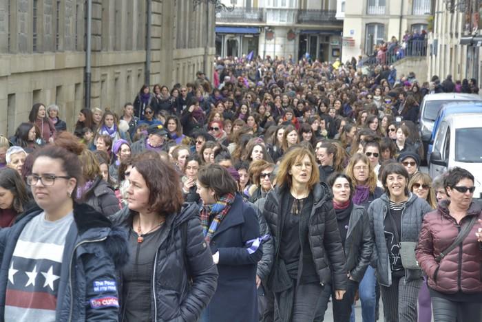 Milaka emakumek egin dute bat borroka feministarekin  - 26