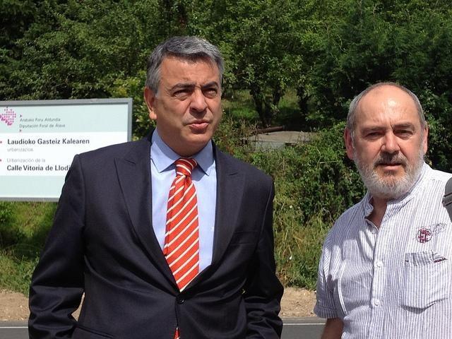 27.500 euroko isuna eskatu dio Natxo Urkixo Laudioko alkateari Espainiako Gobernu Ordezkaritzak