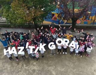 Aurten ere ez da ospatuko Euskal Eskola Publikoaren Jaia