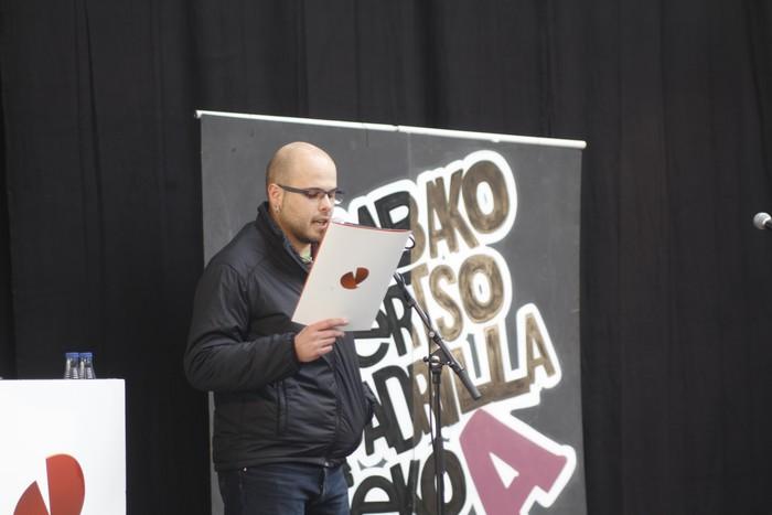 2019ko Arabako bertsolari Txapelketako gai jartzaile taldea martxan jartzera doa  - 2