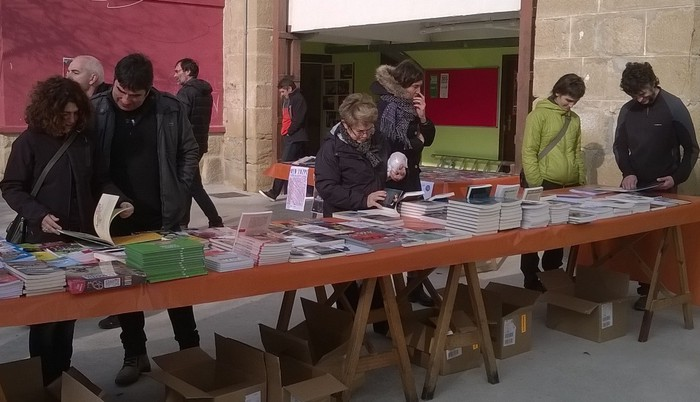 Arabako Errioxako liburu eta disko azoka hartuko du bigarrenez Bastidak