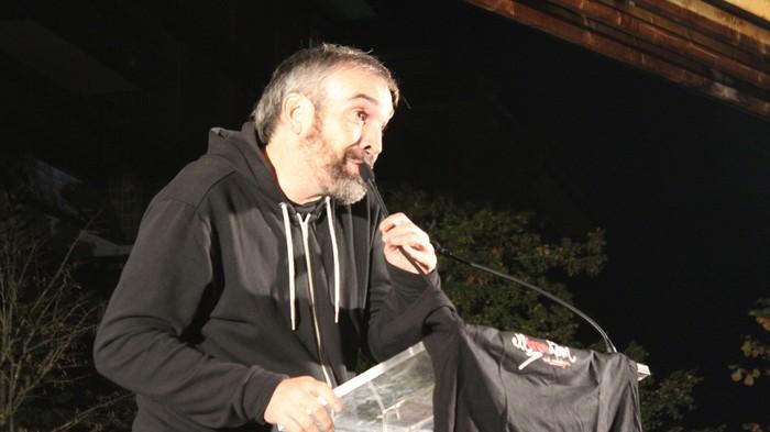 """""""Gero arte"""" beroarekin agurtu dute 1.700 lagunek Alfredo Remirez - 16"""