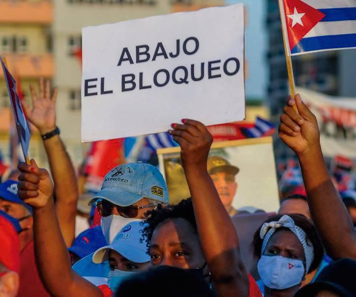 SOS Kuba?