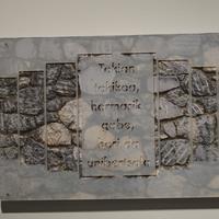 'Hiruerreketa, euskararen arte-urak', Zaloa Ipiña