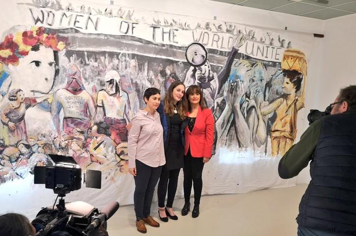 'FemRIGHTS', emakumeen eskubideen urraketak agerian