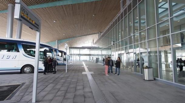 Iazko marka gainditu du Gasteizko autobus geltokiak Aste Santuan