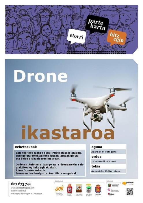 [IKASTAROA] Drone