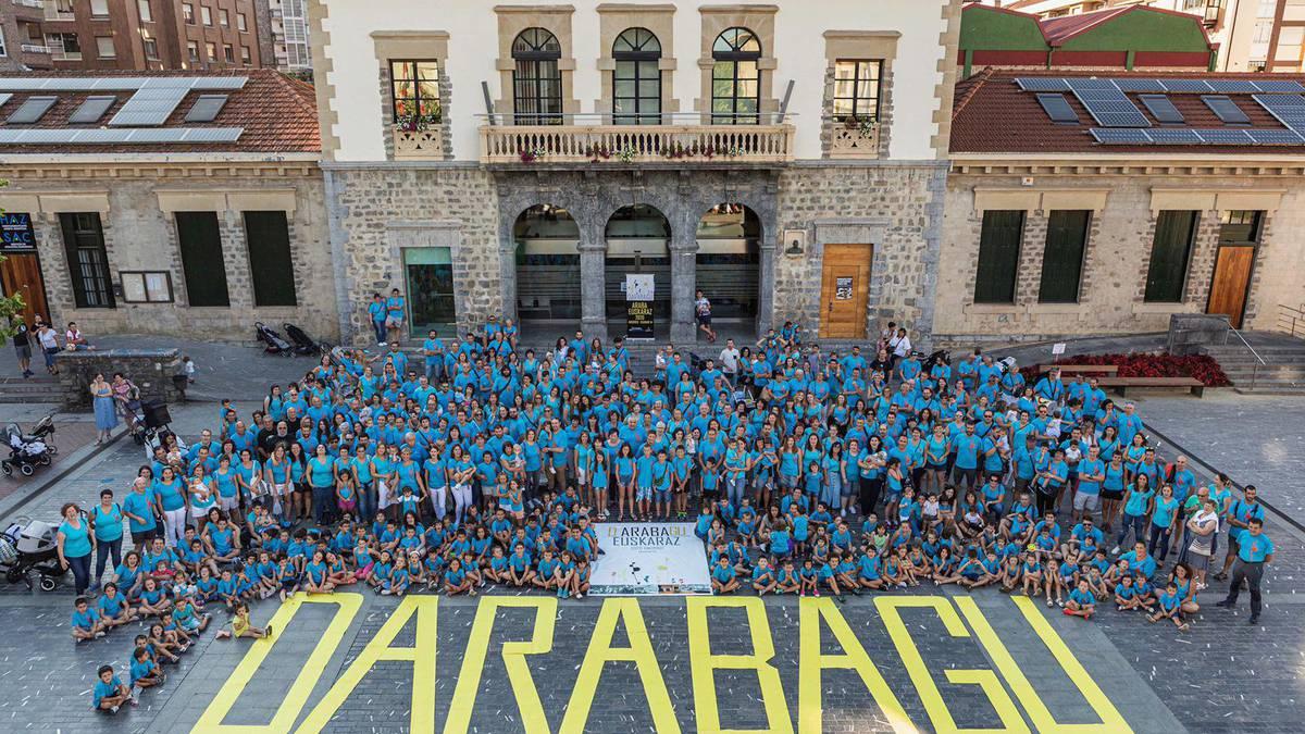 'Darabagu' kontzertu maratoia, zuzenean