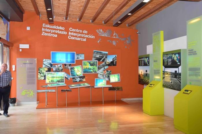Sobrongo Ur Museoa inauguratu dute - 2