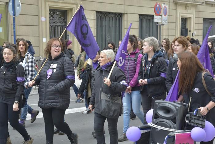 Milaka emakumek egin dute bat borroka feministarekin  - 29