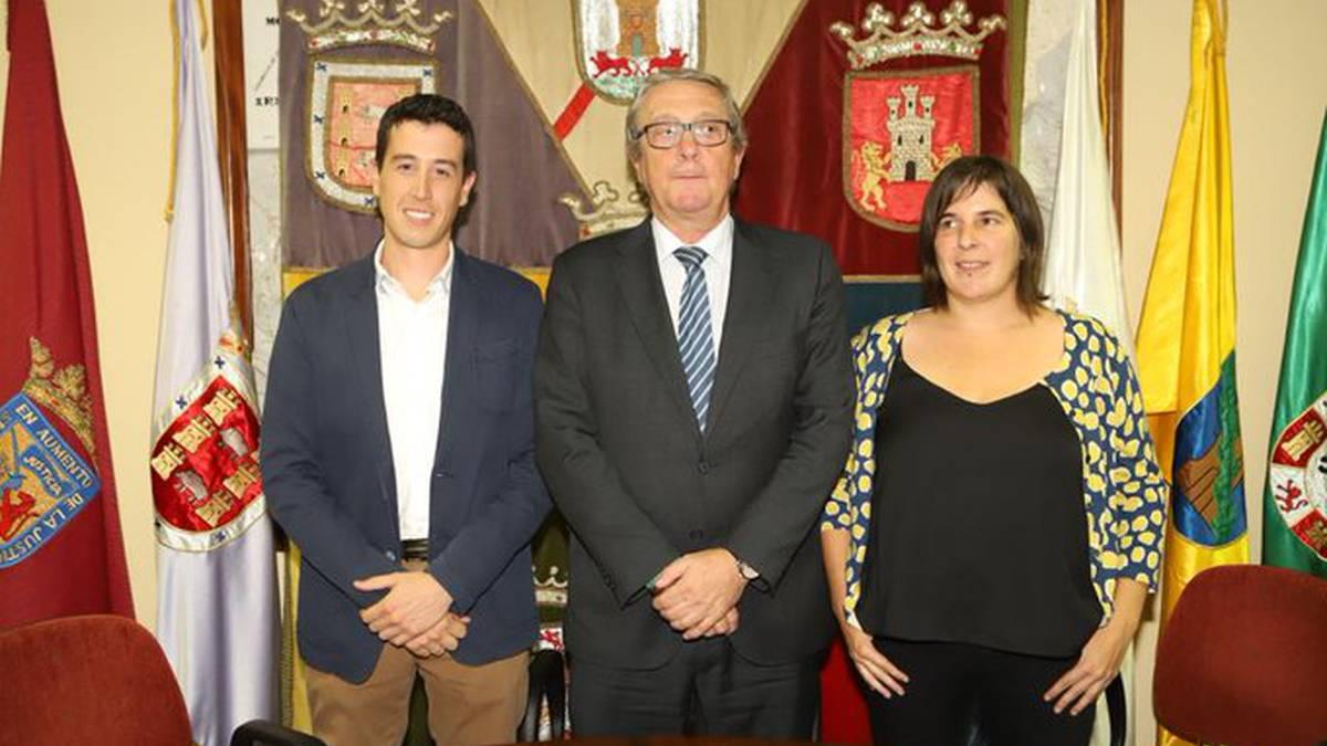 Anartz Gorrotxategi izendatu dute Mendialdeko Kuadrillako lehendakaria