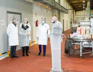 Gaubean bi milioi euroko inbertsioa aurreikusi du Tuesta Bakeryk