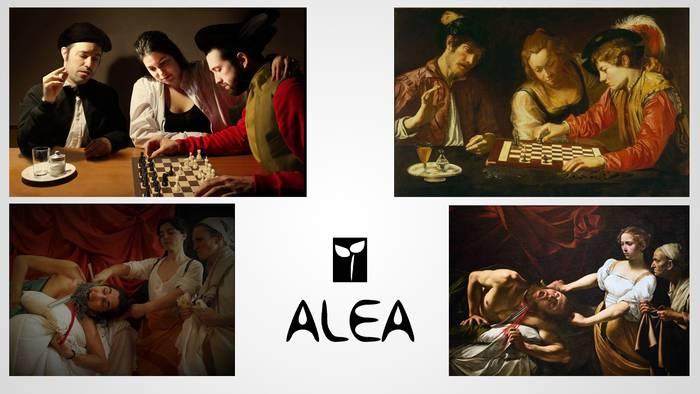 Caravaggioren bi artelan izan dira koadroak berregiteko lehiaketaren irabazleak