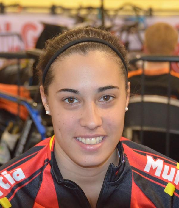 Tania Calvo txirrindularia, 2016ko Olinpiar Jokoetara