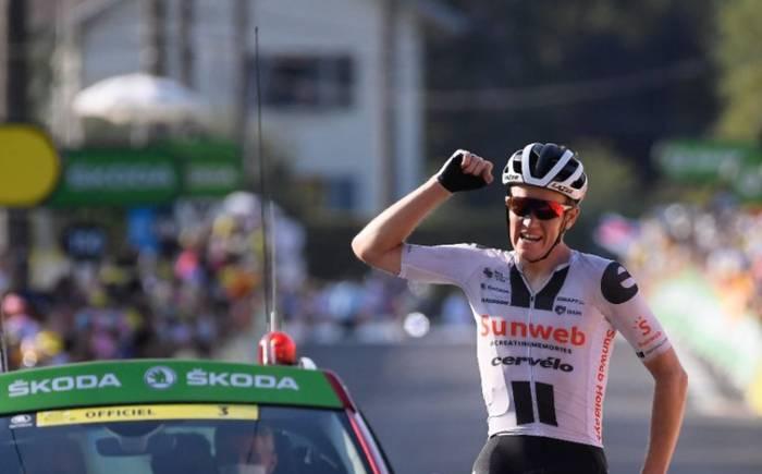 Soren Kragh Andersen danimarkarraren bigarren etapa