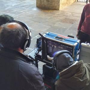 'Vitoria, 3 de Marzo' pelikula grabatzen hasi dira