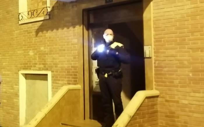 """ARGIAri arrazoia eman dio Sindikoak: """"Poliziari argazkiak ateratzeko eskubidea duzue"""""""