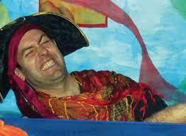 'Pirata garrapataren abenturak', Patata Tropikala