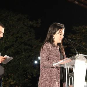 """""""Gero arte"""" beroarekin agurtu dute 1.700 lagunek Alfredo Remirez"""