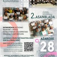 [ASANBLADA] Lautadako Euskararen Komunitatearen 2. Asanblada