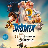[HAURRENTZAKO ZINEMA] 'Asterix: edabe magikoaren sekretua'