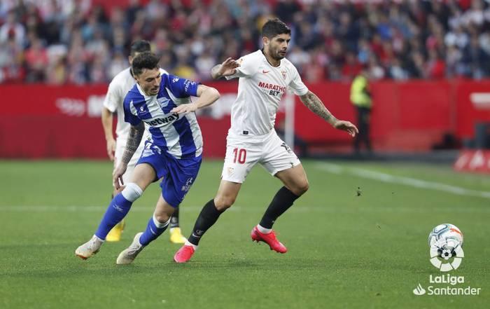 Alavesek balio handiko puntua urratu du Sevillan